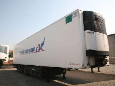 Margaritelli Italia Refrigerated semi-trailer sold by Bartoli Rimorchi S.p.a.
