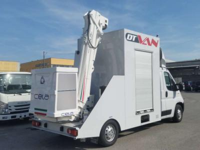 Cela DT VAN sold by Skylift srl