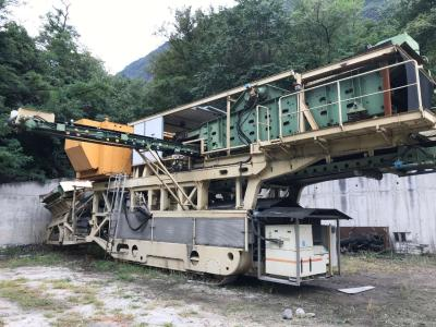 Metso HP200 sold by Emme Service Srl