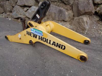 Arm for loaders for New Holland W 270 B sold by PRV Ricambi Srl