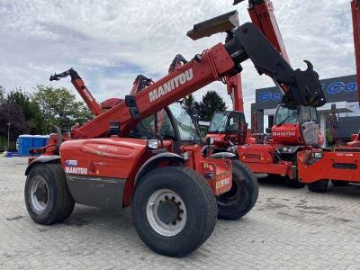 Manitou MHT 860L sold by General Car Srl