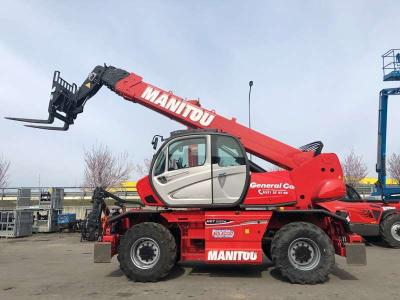 Manitou MRT 2150P+ sold by General Car Srl