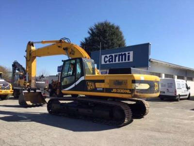 JCB JS 330 NL sold by Carmi Spa Oleomeccanica