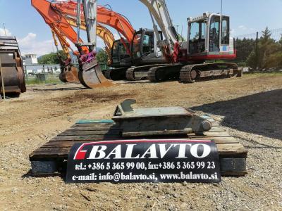 Volvo Attachment plates model Volvo S1 sold by Balavto