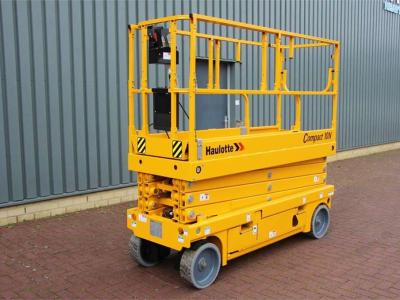 Haulotte COMPACT 10N Electric sold by Pfeifer Heavy Machinery