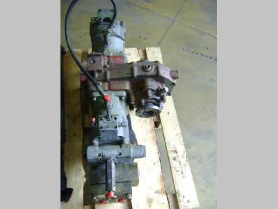 Komatsu Transmission for Komatsu Pw 130 sold by PRV Ricambi Srl