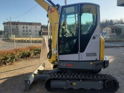 Wacker Neuson EZ36 sold by Zanetta Marino Srl