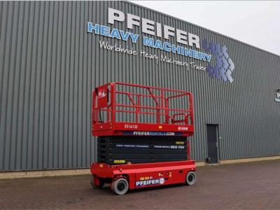 Magni ES1612E Available Directly From Stock sold by Pfeifer Heavy Machinery