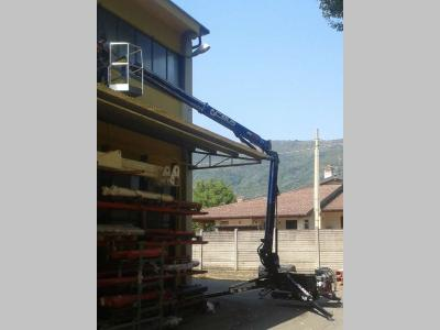 Cela SPYDER DT 15 sold by Skylift srl