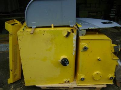 Diesel tank for New Holland E 385 sold by PRV Ricambi