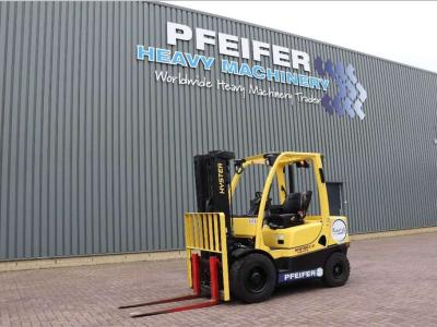 Hyster H3.0FT sold by Pfeifer Heavy Machinery