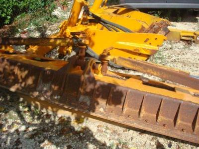 Dozer blade for Fiat AD7 sold by OLM 90 Srl