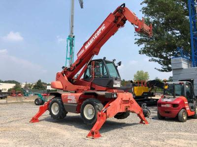 Manitou MRT 1432 M Series sold by General Car Srl