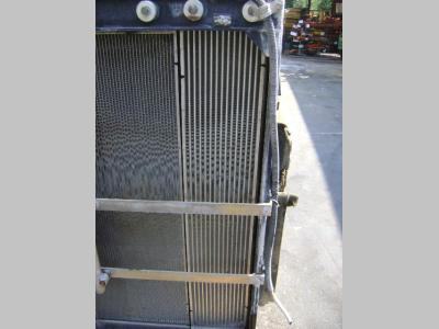 Radiator for New Holland E 385 B sold by PRV Ricambi Srl