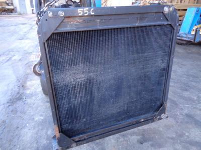 Water radiator for Hanomag 55 C sold by PRV Ricambi Srl