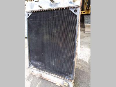 Water radiator for Doosan - Daewoo Mega 500 sold by PRV Ricambi Srl