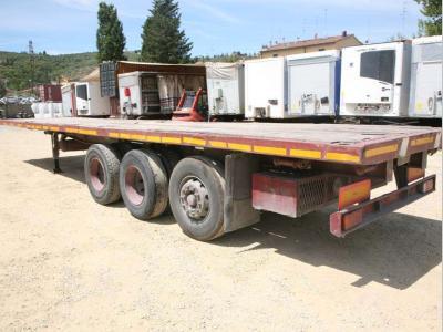 Adige portacontainer sold by Bartoli Rimorchi S.p.a.