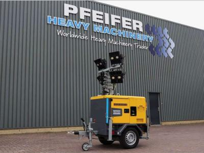Atlas Copco Highlight H5+ sold by Pfeifer Heavy Machinery