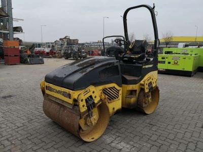 Bomag BW120 AD4 sold by General Car Srl