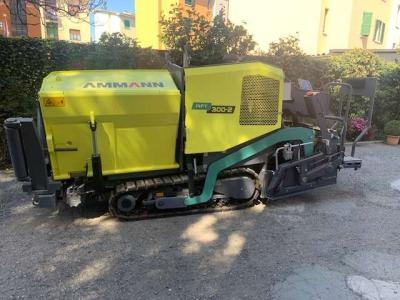 Ammann aft 300 sold by Canziani Paolo Srl