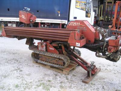 Ditch Witch JT 2511 sold by Marconi & Figli M.M.T. Srl