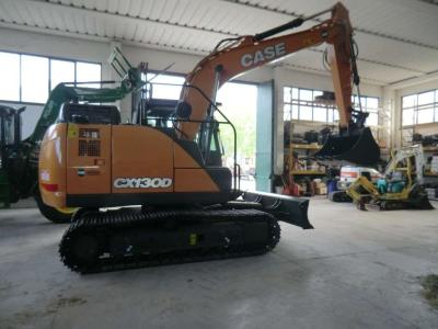 Case CX130D sold by Commerciale Adriatica Srl