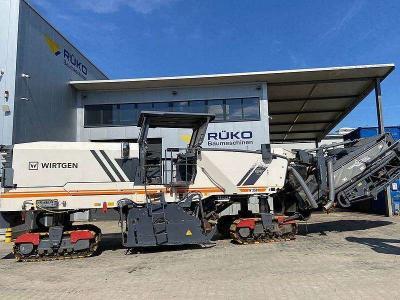 Wirtgen W 250 sold by RÜKO GmbH Baumaschinen