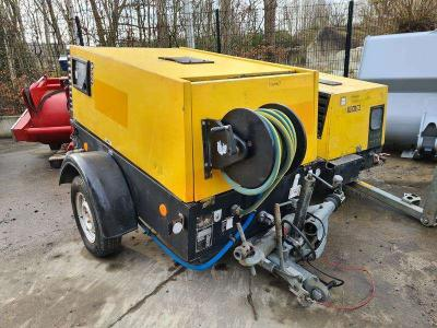 Compair C 30 - N - G sold by Machinery Resale
