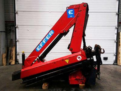 Effer 80/3S sold by TRANSGRUAS CIAL S.L.