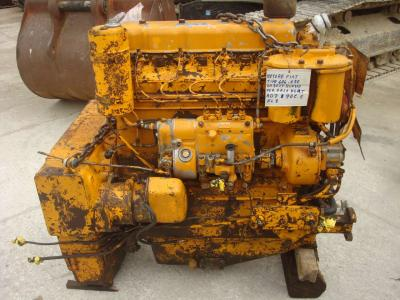 Internal combustion engine for Fiat AD7 - 70C - FL8 sold by OLM 90 Srl