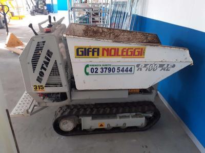 Rotair R100AE sold by Giffi Noleggi srl