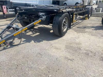 Kogel Container chassis trailer sold by Ferrara Veicoli