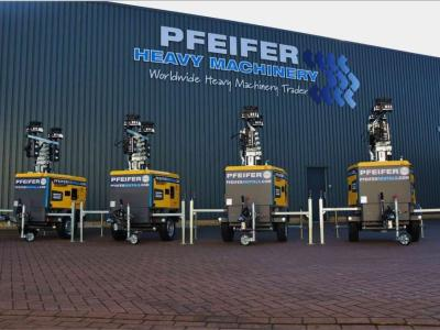 Atlas Copco HILIGHT - H5+ SV2 New / Unused sold by Pfeifer Heavy Machinery