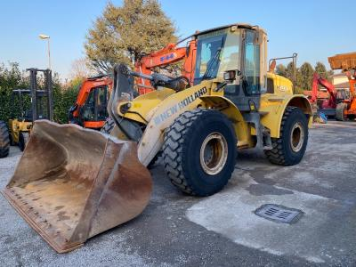 New Holland W190B sold by GM Service srl