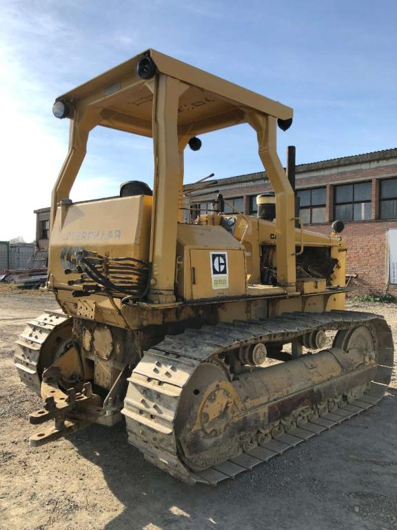 Caterpillar D5 B - Dozer sold by BEATRICE S R L  (Ad code