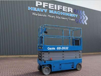 Genie GS2632 Electric sold by Pfeifer Heavy Machinery