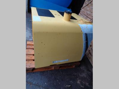 Diesel tank for New Holland E 385 B sold by PRV Ricambi Srl