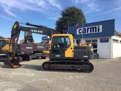Volvo EC140BLC sold by Carmi Spa Oleomeccanica