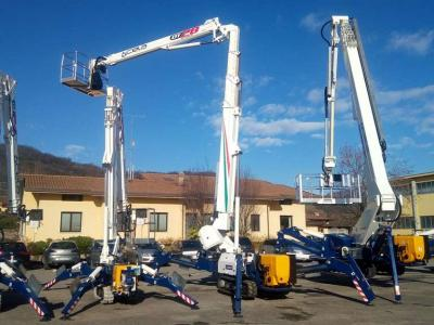 Cela SPYDER DT 28 sold by Skylift srl