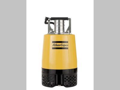 Atlas Copco Weda D04N Schmutzwasserpumpe sold by Simex Baumaschinenhandel GmbH