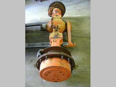 Rear axle for Fiat Hitachi FR 130 sold by PRV Ricambi Srl