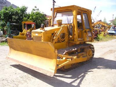 Caterpillar D4 E sold by Marconi & Figli M.M.T. Srl