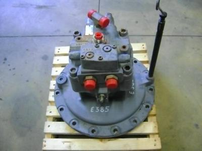 Hydraulic swing motor for New Holland E 385 sold by PRV Ricambi Srl