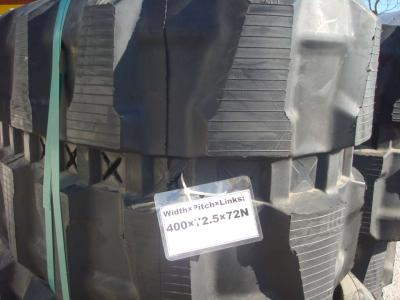 Rubber tracks sold by OLM 90 Srl