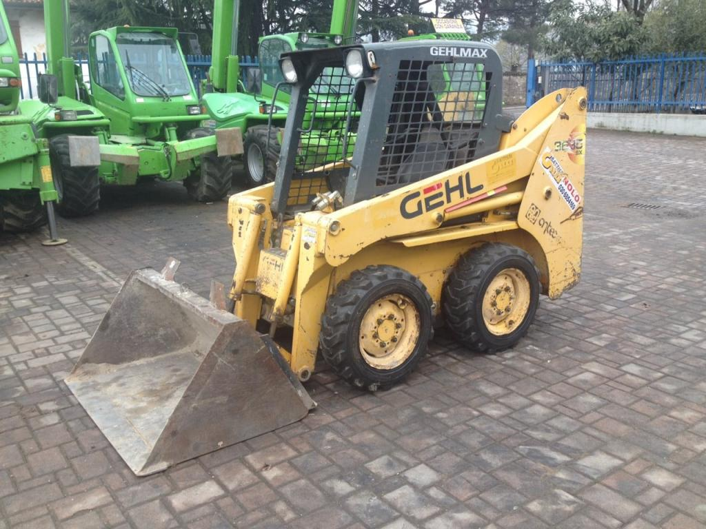 Gehl 3635 SX - Skid steer loader sold by Galli Battista Srl