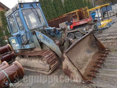 Liebherr LR 611 sold by Equippo AG