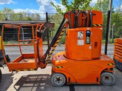JLG TOUCAN 1010 sold by Machinery Resale
