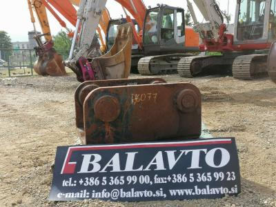Universal attachment plates Quick hitch sold by Balavto