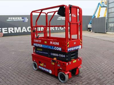 Magni ES0807EP New And Available Directly From Stock sold by Pfeifer Heavy Machinery