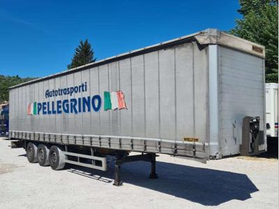 Wielton CENTINATO FRANCESE sold by Bartoli Rimorchi S.p.a.